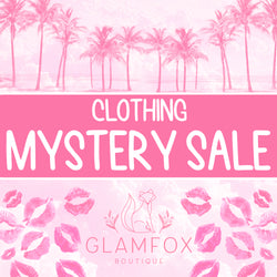 GLAMFOXBOUTIQUE MYSTERY BOX - 4 Boutique Clothing items