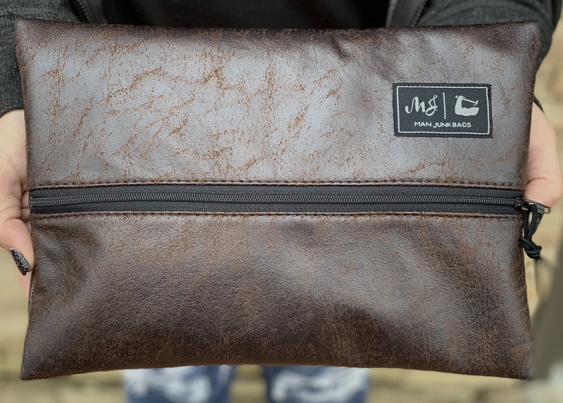 Man Junk Bags Woodsman Bag