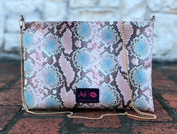 Makeup Junkie bag Crossbody - Viper Blush