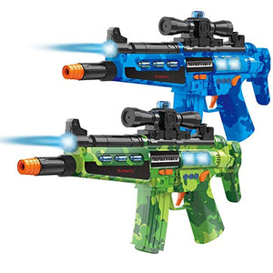 Kidtastic 2 Player Laser Tag Blasters – Infrared Sensor, NO Laser Beam, No Vest Needed