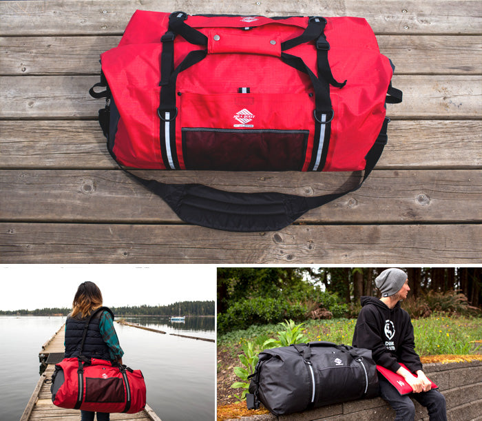 perfect waterproof duffel bag