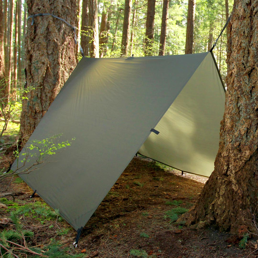 Guide Sil Tarp - Medium (10 x 7 ft ) - Aqua Quest Waterproof