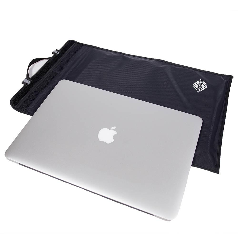 "Monsoon 11"" Laptop Case - Aqua Quest Waterproof"