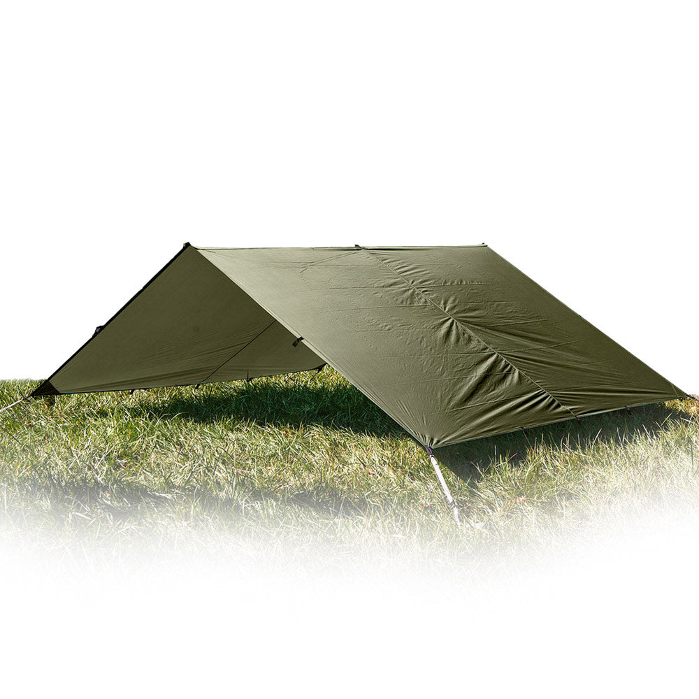 Guide Sil Tarp - Large (13 X 10 FT) - Aqua Quest Waterproof