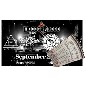 FREE Tickets - House of Blues Orlando