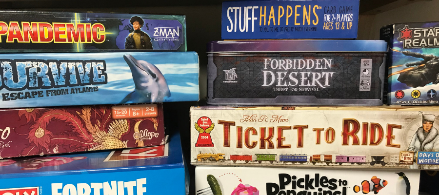 Top 10 Board Games for Tweens and Teens