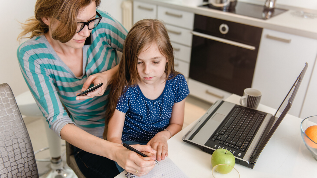 Top 10 Tips to Work From Home and Supervise Your Kids' eLearning