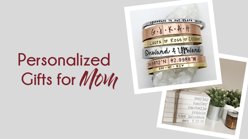 Personalized Gifts for Mom