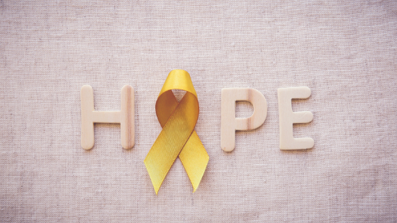 Top 10 Ways to Support Childhood Cancer Awareness Month
