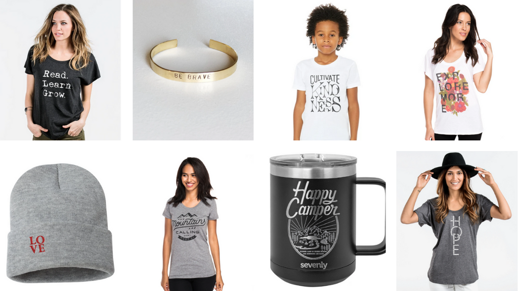 SALT effect Partners with Sevenly to Build Strong & Happy Families