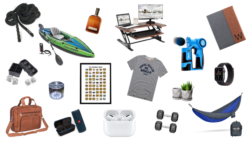 65 Fun and Practical Gifts for Dads [2021 Gift Guide for Men]