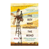 The Boy Who Harnessed the Wind, Books for Tween & Teen Boys