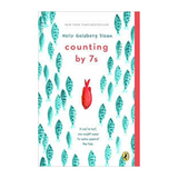 Counting by 7s, Books for Tween & Teen Boys on SALT effect Best Gifts for Tween and Teen Boys - best gifts for 12-year-old boys
