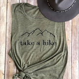 Take a Hike, Etsy, graphic tees for moms