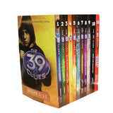 39 Clues, books for tweens