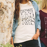 cultivate kindness, Sevenly, graphic tees for moms