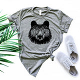 Mama Bear, Etsy, graphic tees for moms