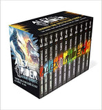 Alex Rider, books for tweens