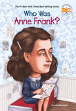 Who Was Anne Frank? book for tweens
