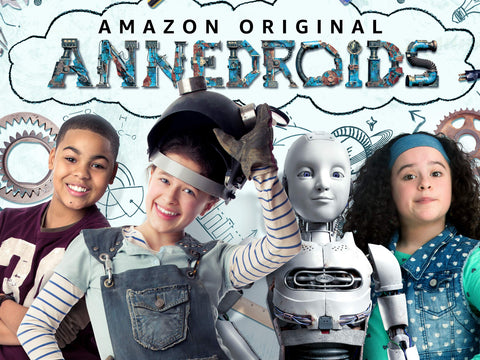 Annedroids, tv shows for tweens, netflix shows for tweens