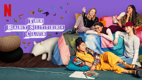 The Babysitters Club, tv shows for tweens, netflix shows for tweens