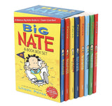 Big Nate, books for tweens