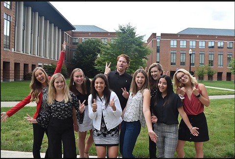 Ohio State PRSSA Board