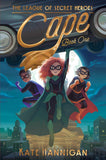 Cape, books for tweens