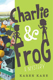 Charlie & Frog, books for tweens