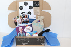 SALT effect - Give Hope to Sick Kids service learning box