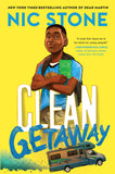 Clean Getaway, books for tweens