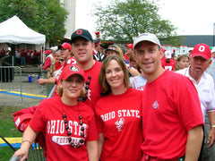 photo at Ohio State game