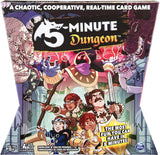 5-Minute Dungeons, on SALT effect, best games for tween boys, best games for teen boys, best board games for tweens and teens