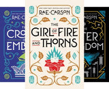 The Girl of Fire and Thorns, book series for teens