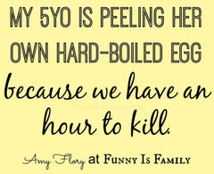 Funny quote about kids and chores