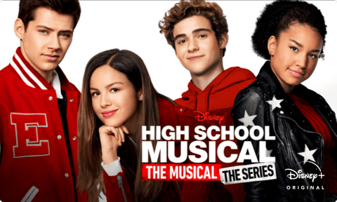 High School Musical the series, tv shows for tweens, netflix shows for tweens