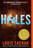 Holes, books for tweens