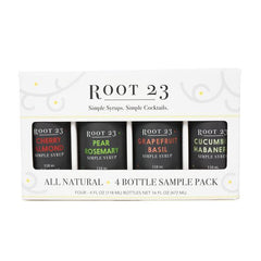 Root 23 syrup - white sample box - SALT effect - Mother's Day 2020 - Mother's Day 2020 gift list - gifts for mom - Ohio small business - Columbus small business - shop small in Ohio - shop local in Columbus
