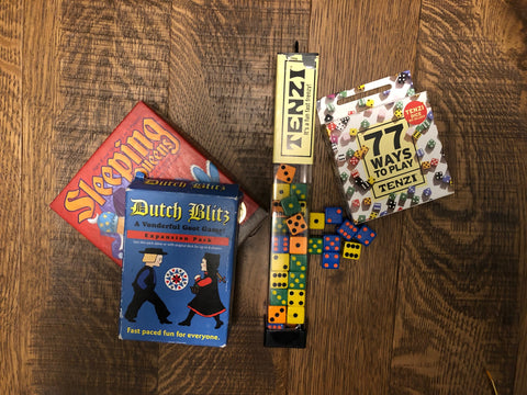 Card and dice games for the whole family