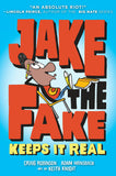 Jake the Fake, books for tweens