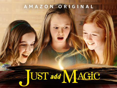 Just Add Magic, tv shows for tweens, netflix shows for tweens
