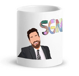 Some Good News mug, John Krasinski, Father's Day gift
