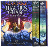 Magnus Chase, books for tweens