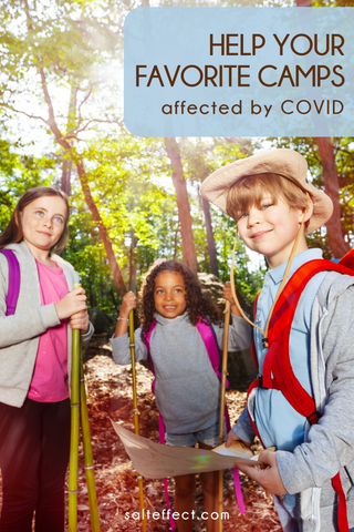 SALT effect - help your favorite summer camps - 5 ways to support summer camps affected by COVID