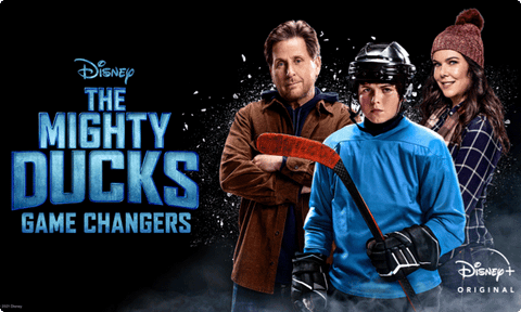 The Mighty Ducks Game Changers, Dog with a blog, tv shows for tweens, netflix shows for tweens