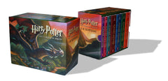 Harry Potter set, book series for tweens, book series for teens
