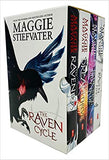 Raven Cycle Series, book series for teens