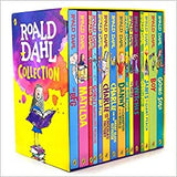 Roald Dahl, books for tweens
