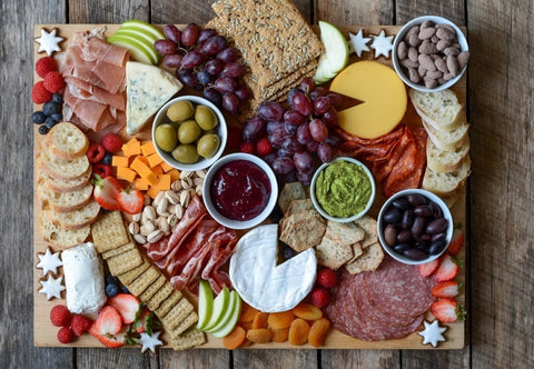 Real Mom Nutrition Share Platter