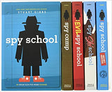 Spy School, books for tweens